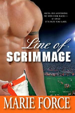 Line of Scrimmage by Marie Force