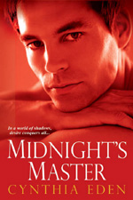 Midnight's Master by Cynthia Eden