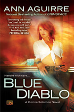 Blue Diablo by Ann Aguirre