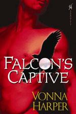 Falcon's Captive by Vonna Harper
