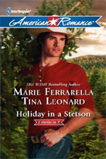 Holiday in a Stetson by Tina Leonard
