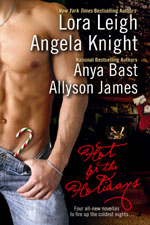 Hot for the Holidays by Anya Bast