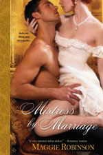 Mistress by Marriage by Maggie Robinson