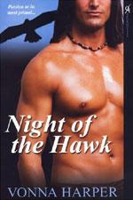 Night of the Hawk by Vonna Harper