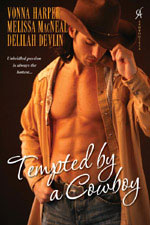 Tempted by a Cowboy by Vonna Harper