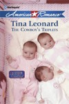 The Cowboy's Triplets by Tina Leonard