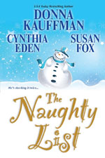 The Naughty List by Cynthia Eden