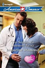 The Surgeon's Surprise Twins by Jacqueline Diamond