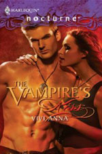 The Vampire's Kiss by Vivi Anna