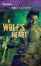 A Wolf's Heart by Vivi Anna