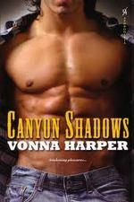 Canyon Shadows by Vonna Harper