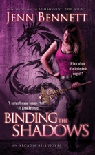 Binding the Shadows by Jenn Bennett