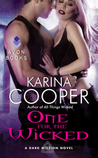 One For The Wicked by Karina Cooper