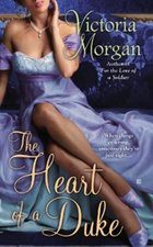 The Heart of a Duke by Victoria Morgan