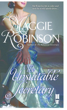 The Unsuitable Secretary by Maggie Robinson