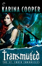 Transmuted by Karina Cooper