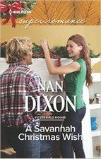 A Savannah Christmas Wish by Nan Dixon