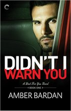 Didn't I Warn You by Amber Bardan