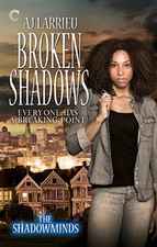 Broken Shadows by A.J. Larrieu