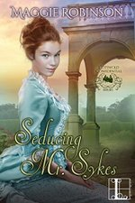 Seducing Mrs. Sykes by Maggie Robinson