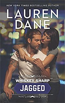Whiskey Sharp: Jagged by Lauren Dane