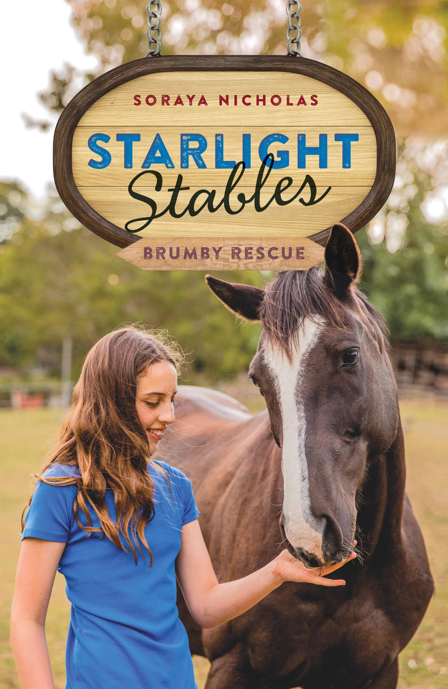 Starlight Stables: Brumby Rescue by Soraya Nicholas