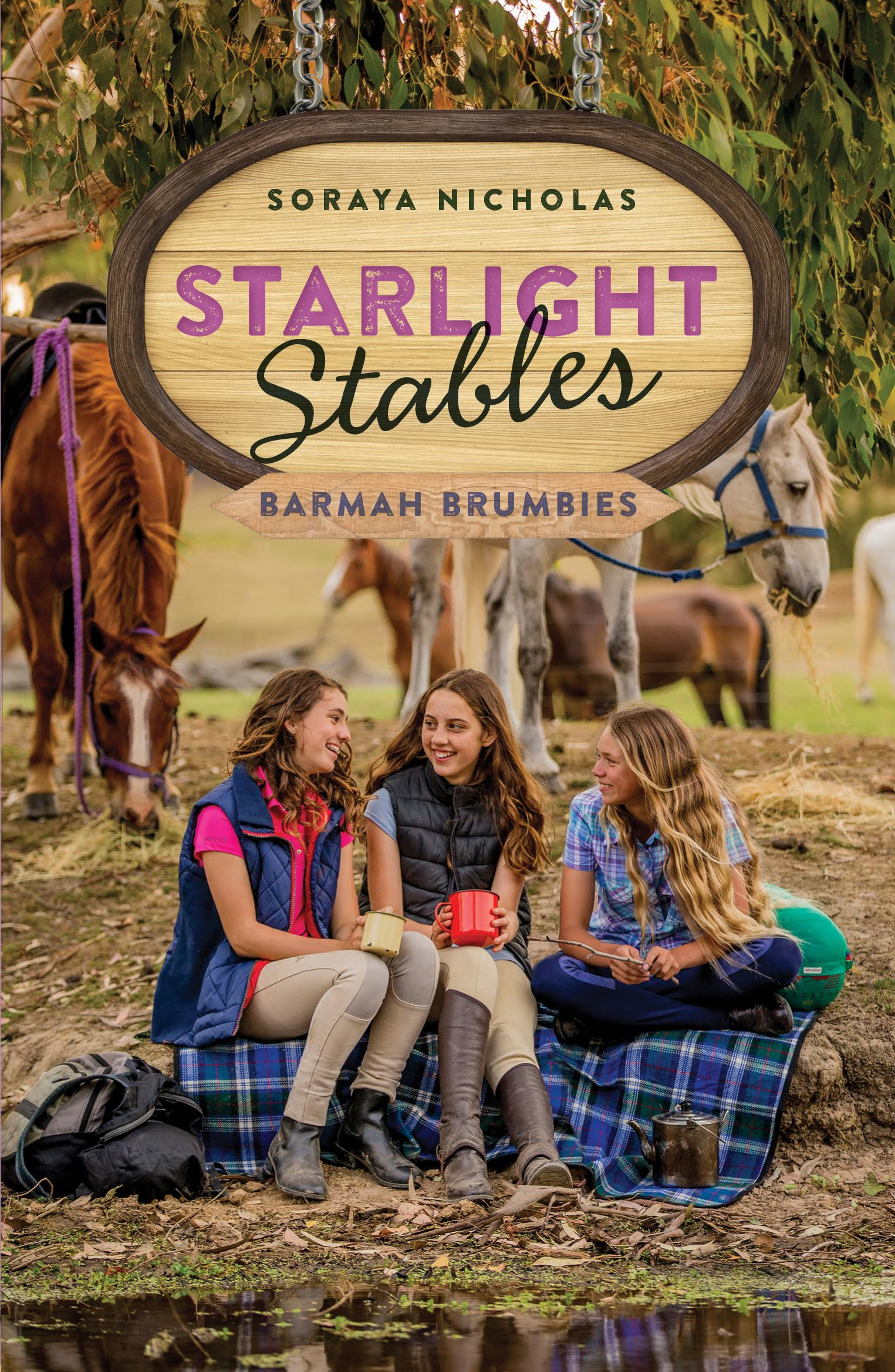 Starlight Stables: Barmah Brumbies by Soraya Nicholas