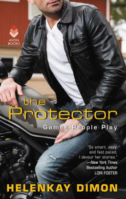 The Protector by HelenKay Dimon