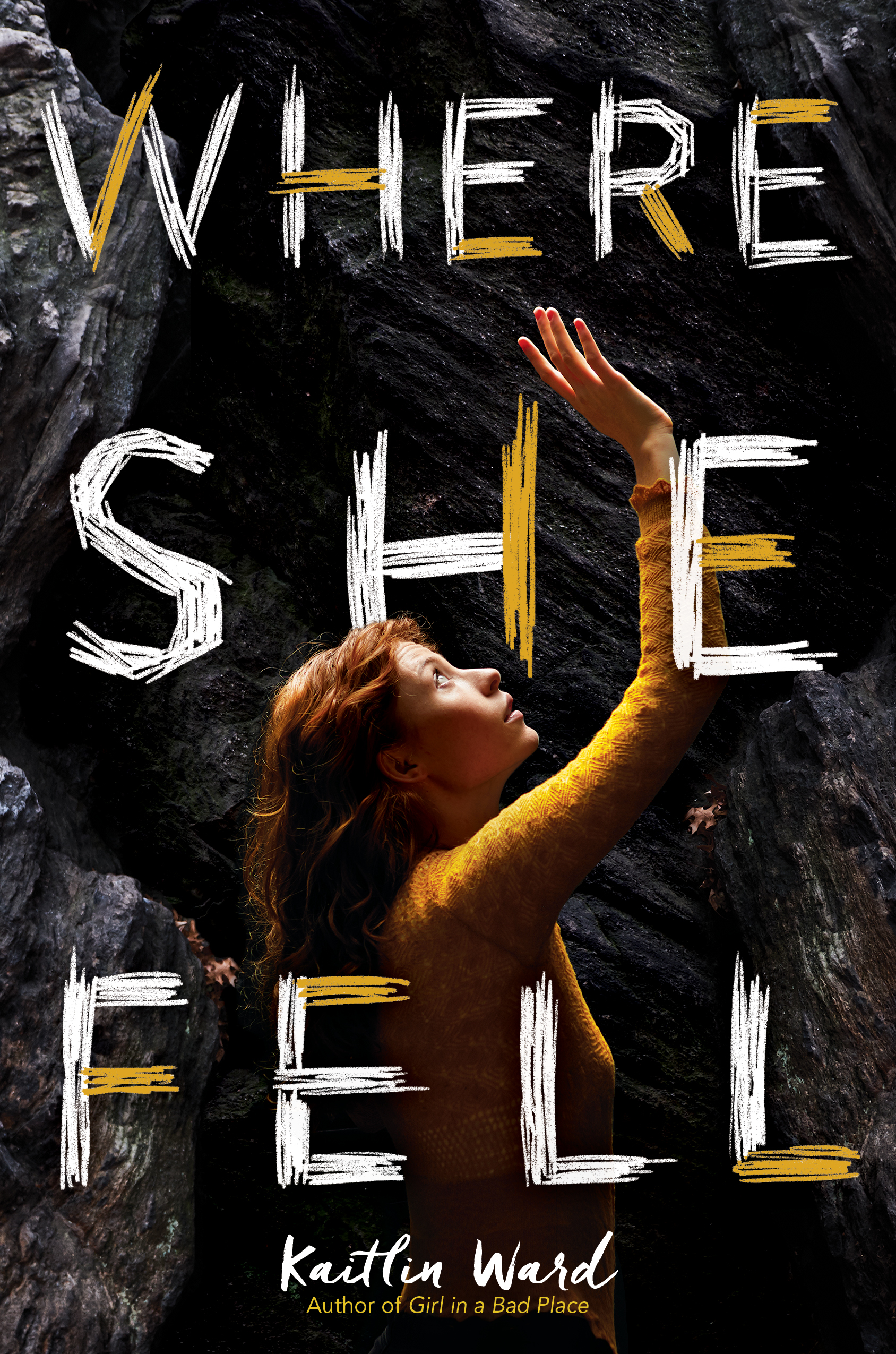 Where She Fell by Kaitlin Ward