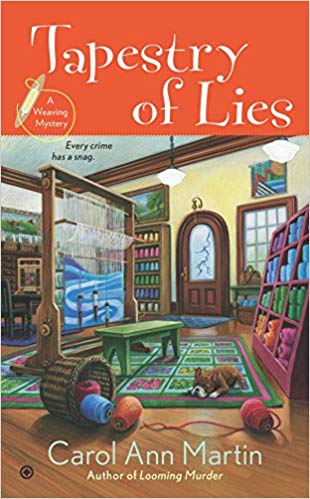 Tapestry of Lies by Carol Ann Martin