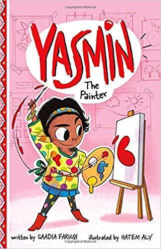 Yasmin: The Painter by Saadia Faruqi