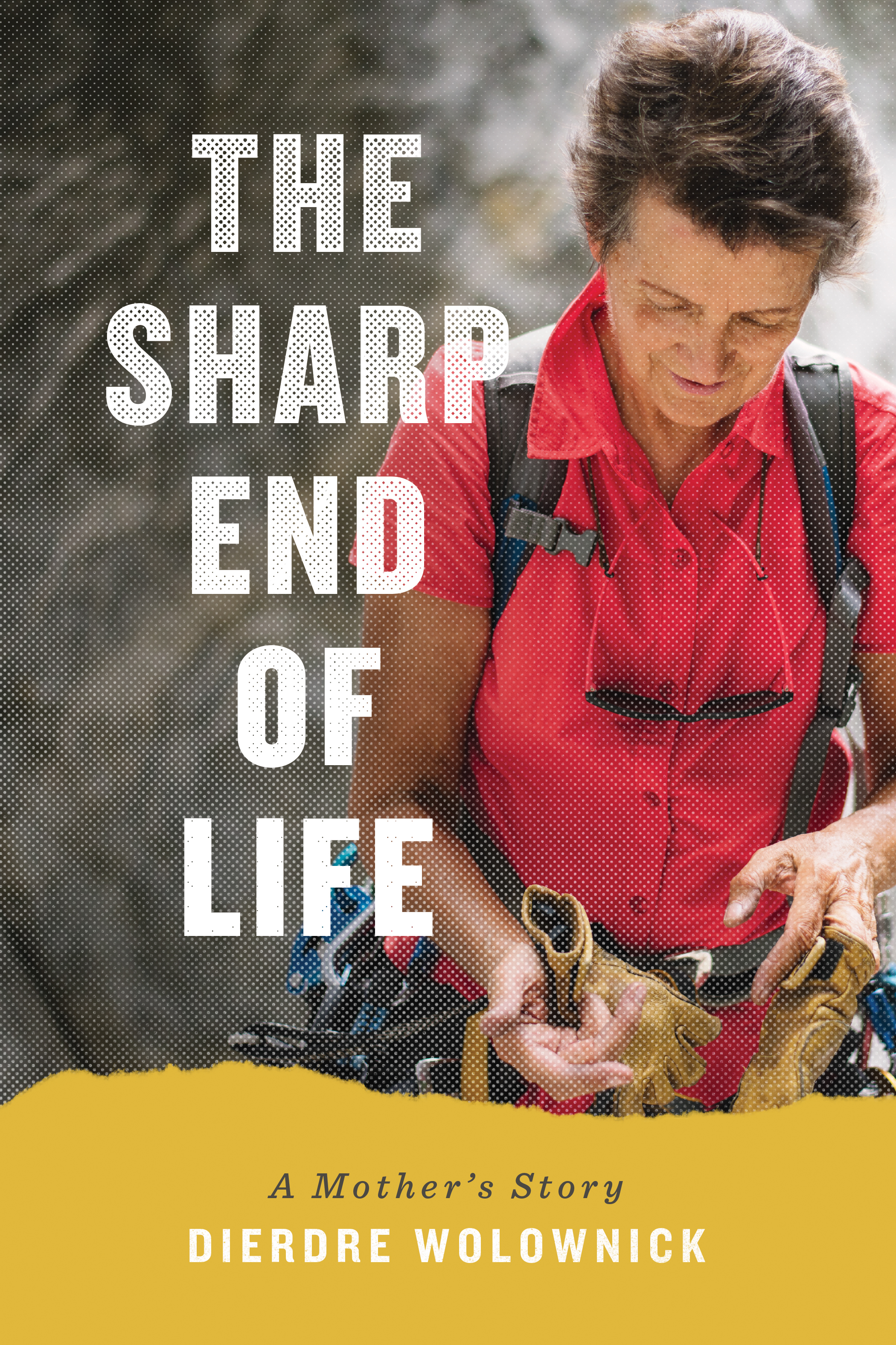 French rights for THE SHARP END OF LIFE: A MOTHER'S STORY