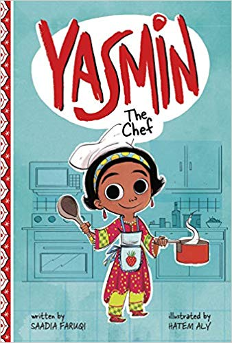 Yasmin: The Chef by Saadia Faruqi