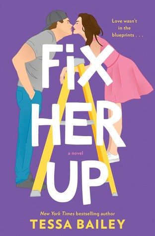 Three-book deal for FIX HER UP