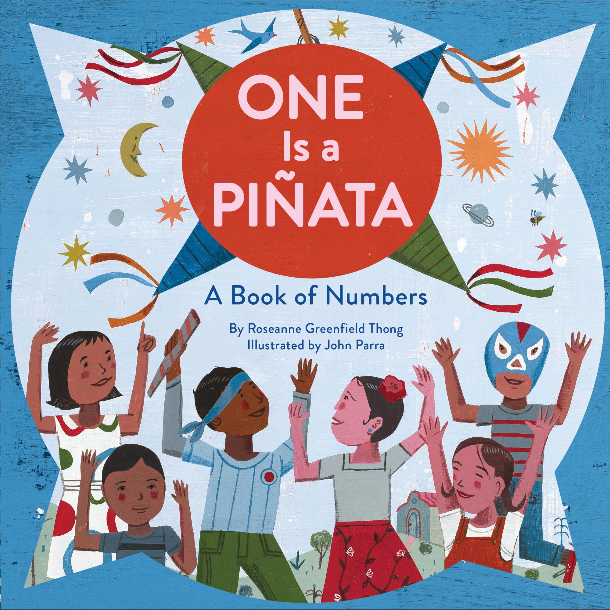 **Starred Review from SLJ for ONE IS A PINATA**