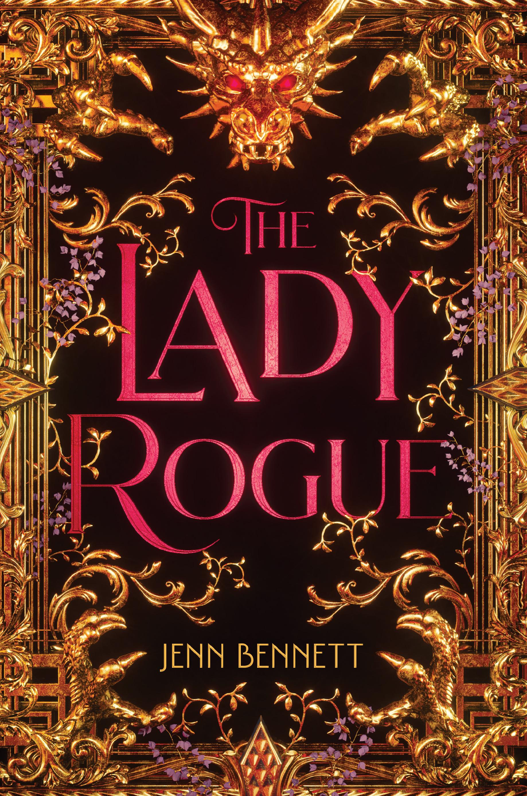 Cover reveal for Jenn Bennett's new book