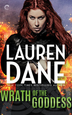 Wrath of Goddess by Lauren Dane