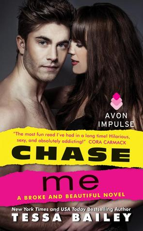 Multimedia rights for Tessa Bailey's CHASE ME