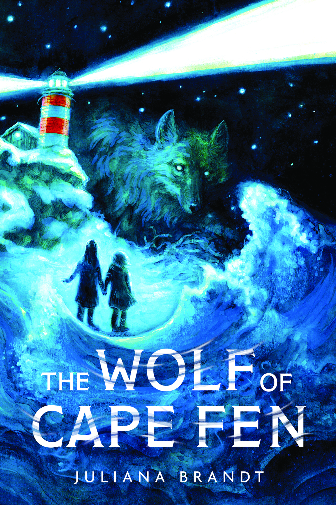 The Wolf of Cape Fen by Juliana Brandt