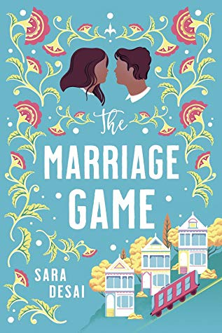 The Marrriage Game by Sara Desai