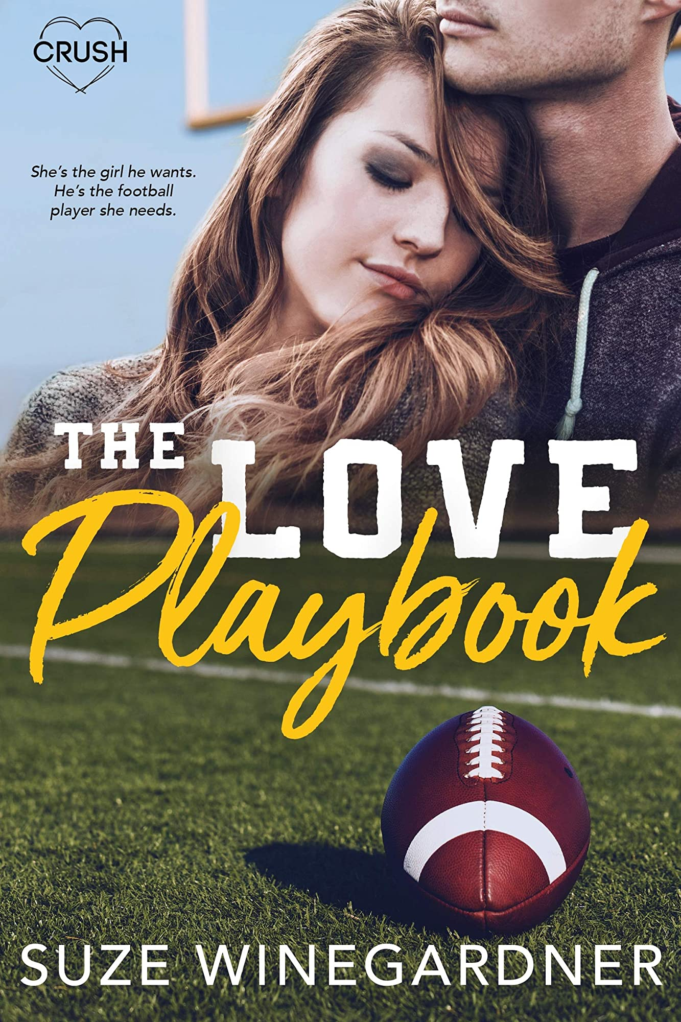 The Love Playbook by Suze Winegardner