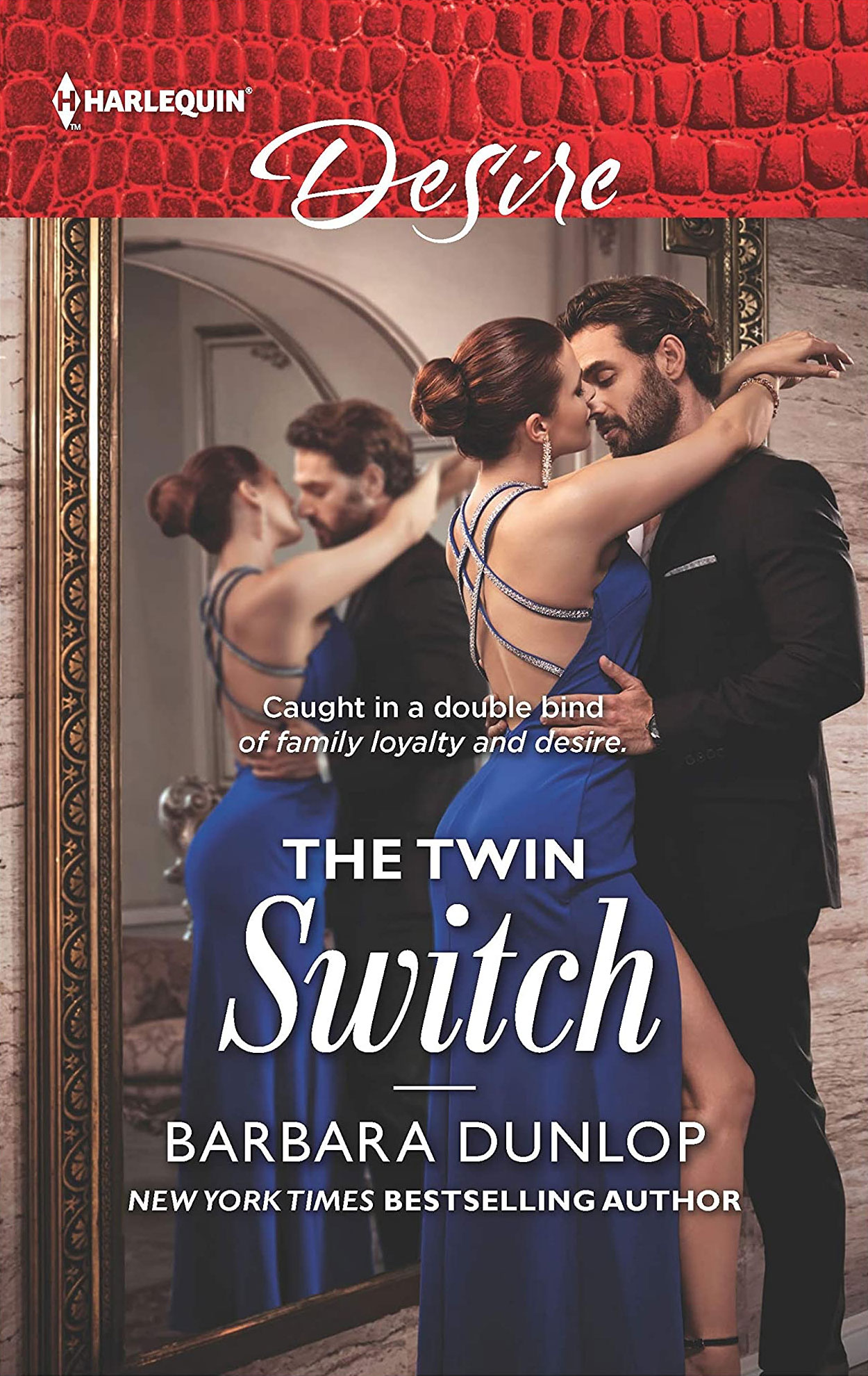The Twin Switch by Barbara Dunlop