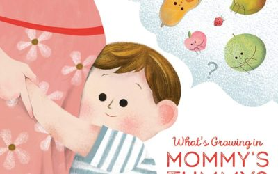 What's Growing in Mommy's Tummy
