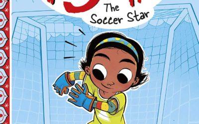 Yasmin: The Soccer Star