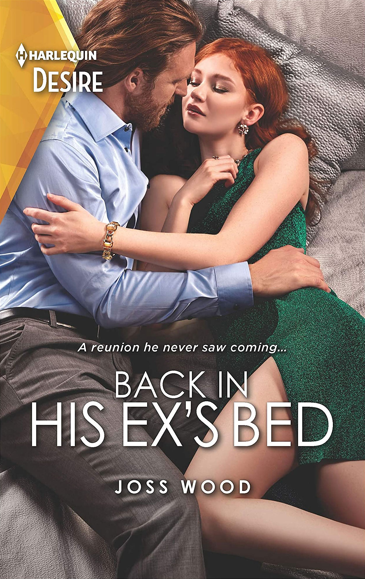 Back in His Ex's Bed by Joss Wood