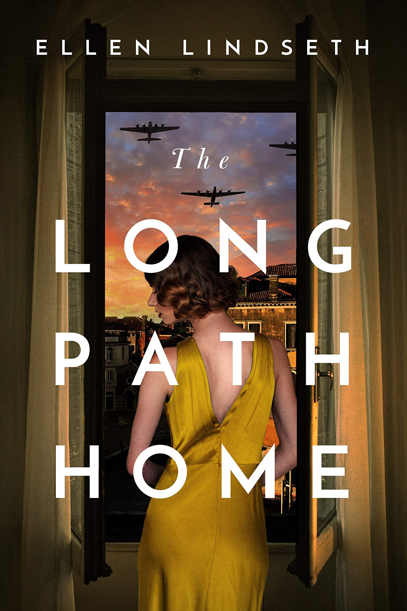 The Long Path Home by Ellen Lindseth