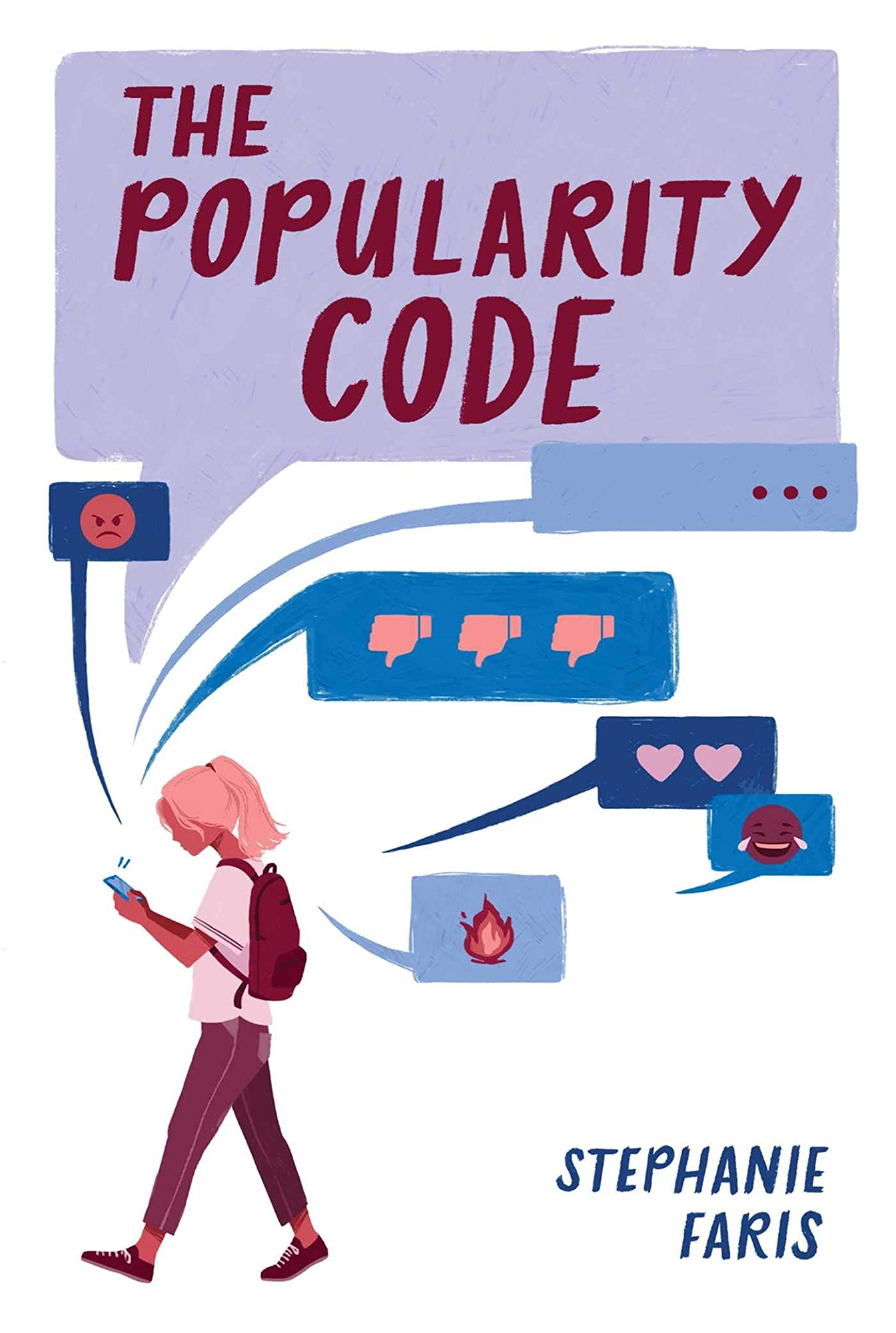 The Popularity Code by Stephanie Faros