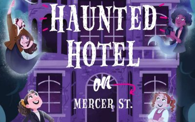 The Second Best Haunted Hotel on Mercer Street