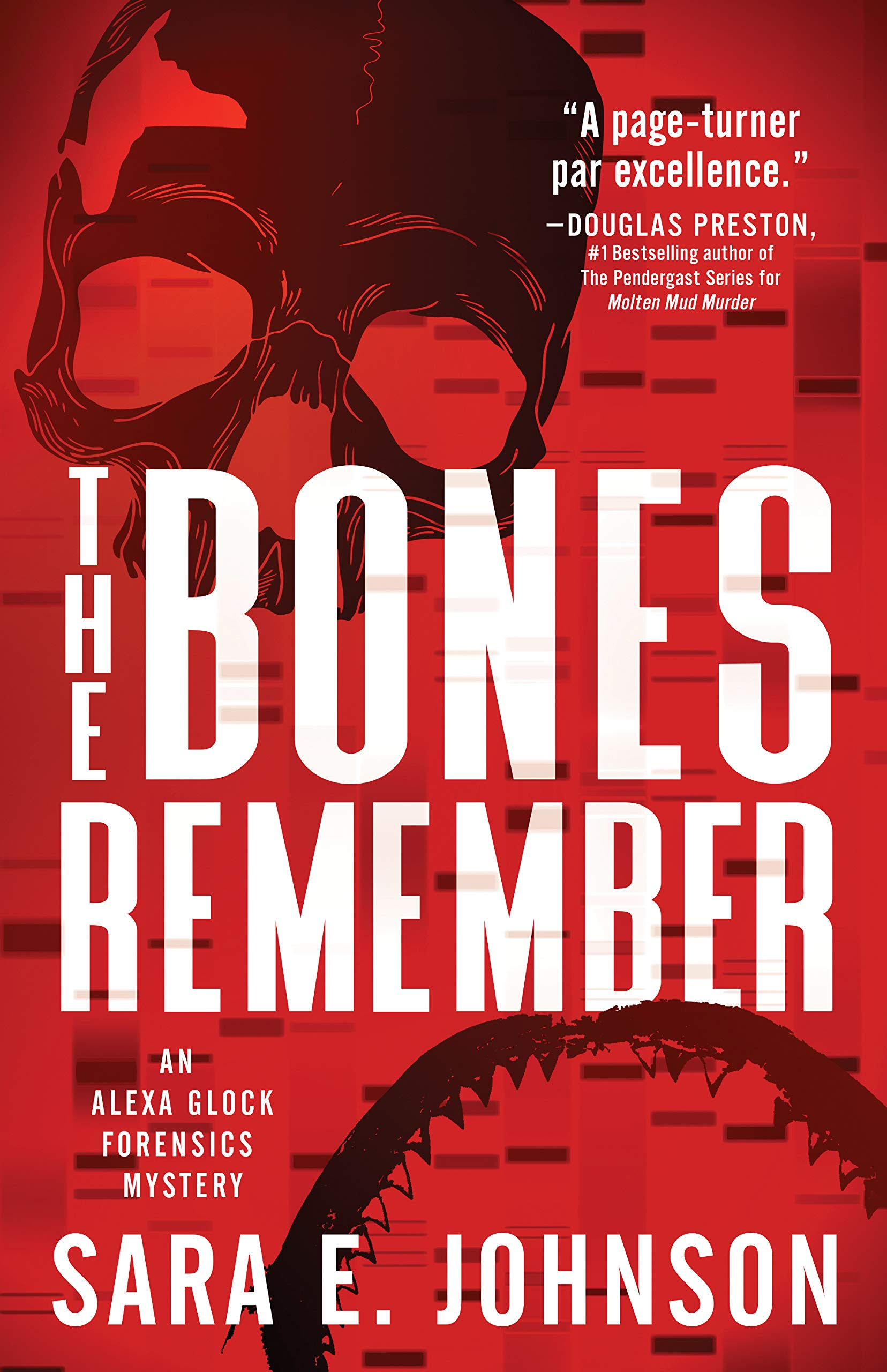 The Bones to Remember by Sara E. Johnson