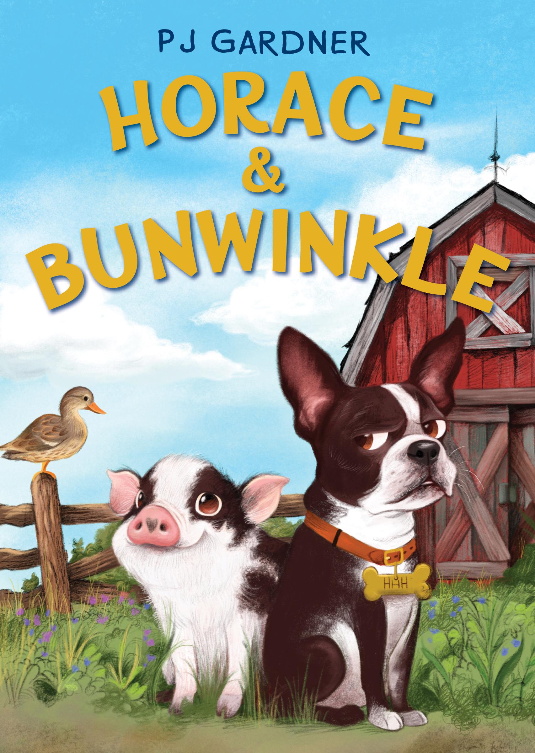 Horace and Bunwinkle by PJ Gardner